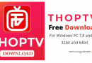 Thoptv For Windows PC Free Download [Updated 2020]