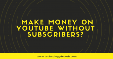 How do you make money on YouTube without subscribers