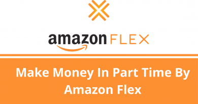 Make Money In Part Time By Amazon Flex