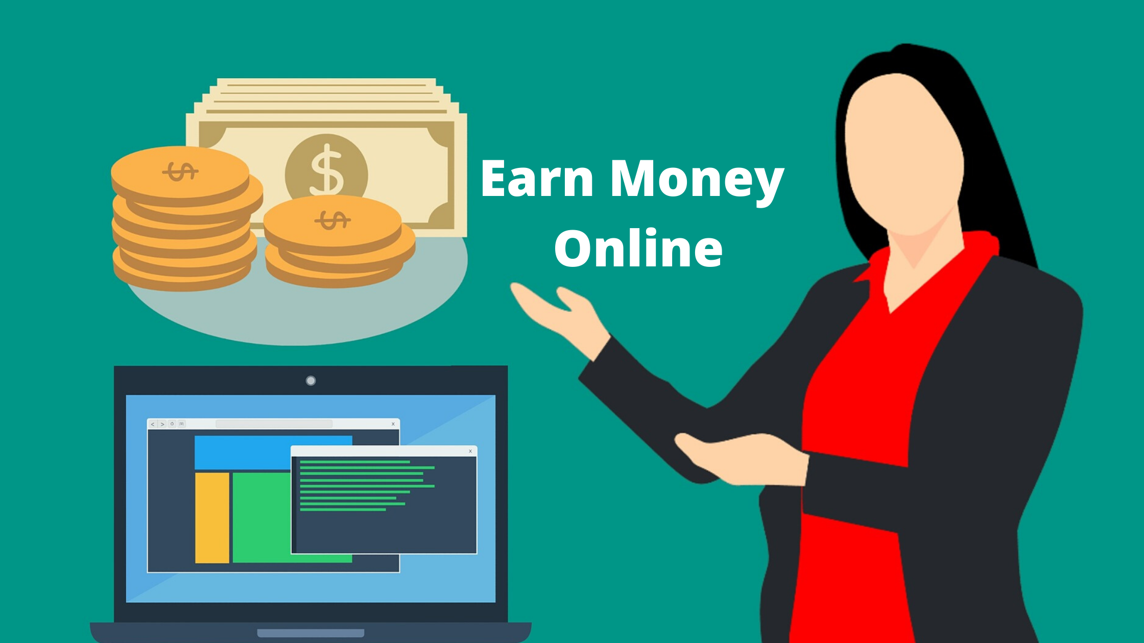Top 10 Methods to Earn Money Online Without Investment
