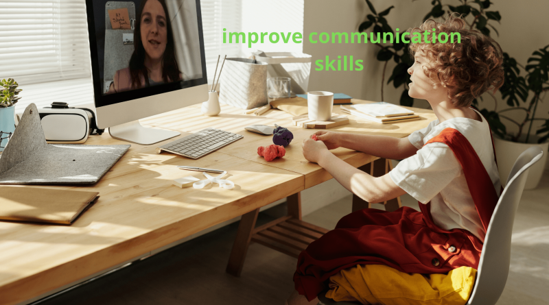 improve communication skills