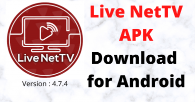 Live NetTV APK Download for Android