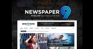 Newspaper Theme Activation Code