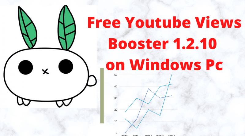 YTRabbit - Free Youtube Views Booster on PC
