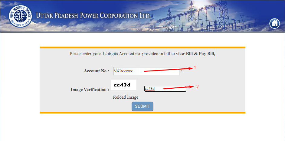 How To Check Electricity Bill Online In UP_3