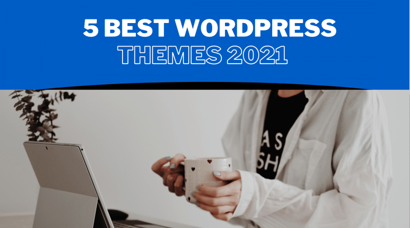 Premium WordPress Themes for free download 2021